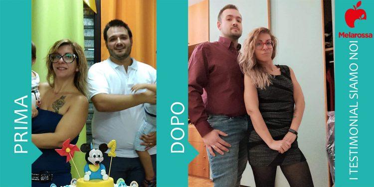 Dieta Melarossa Valeria e Fabio