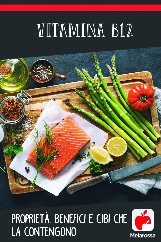 vitamina B12: cos'è, perché è importante, alimenti ricchi e integratori