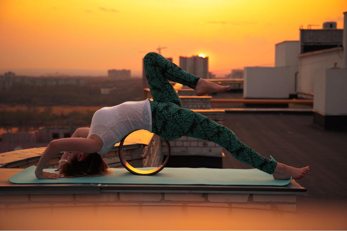 yogawheel