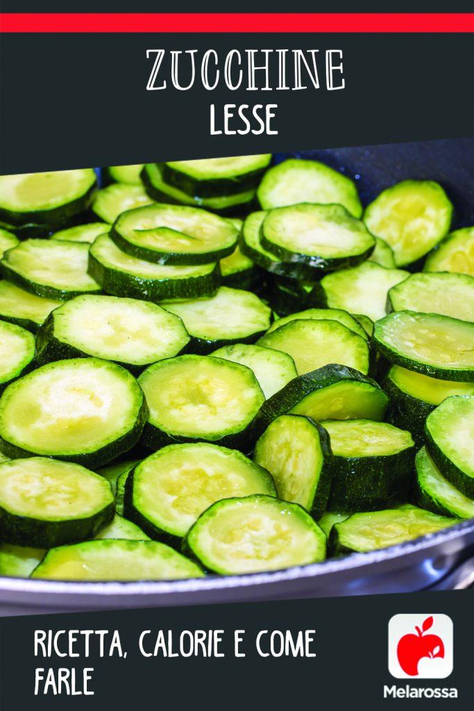 zucchine lesse: Pinterest