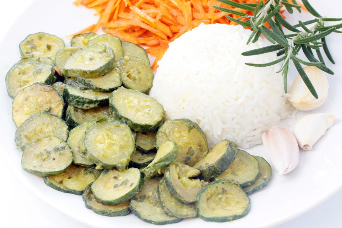 Zucchine trifolate: Melarossa