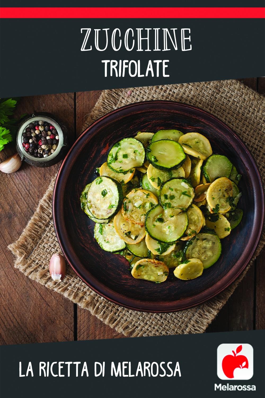 zucchine trifolate: Pinterest