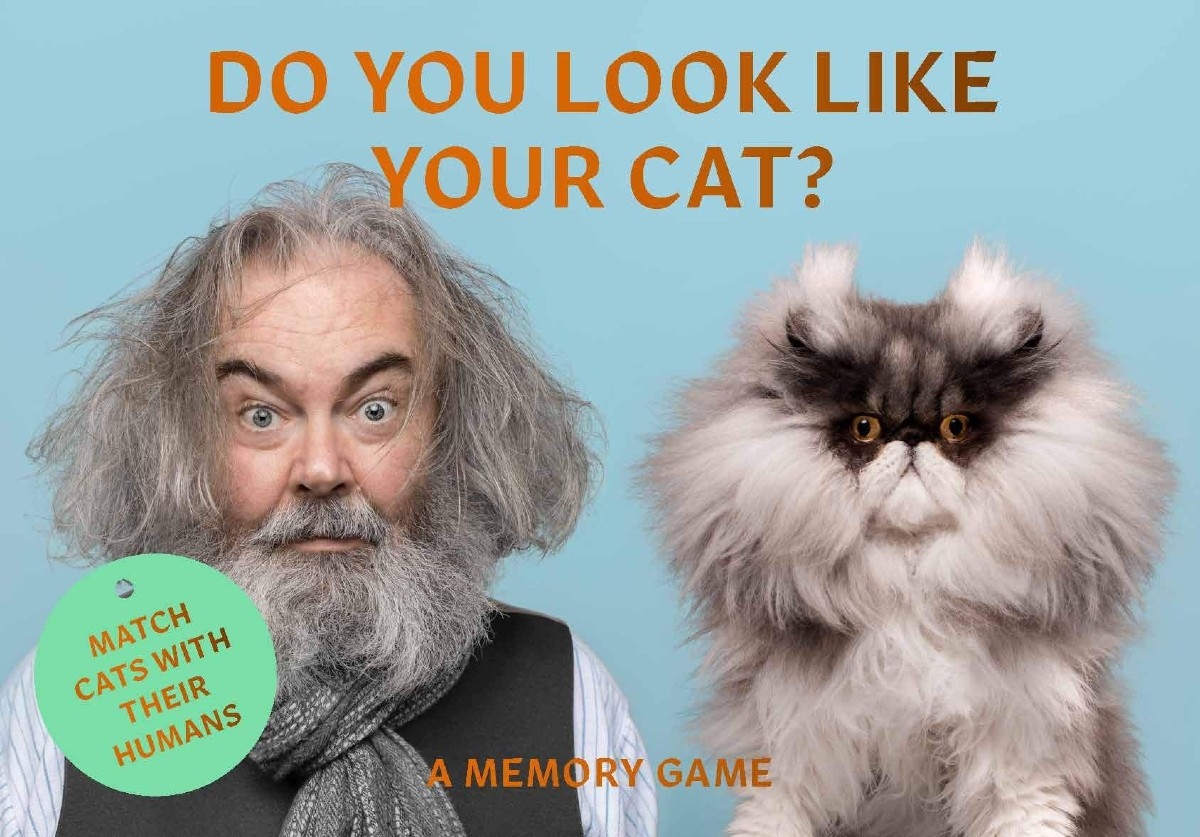Do You Look Like Your Cat