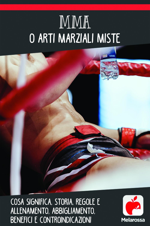 MMA: storia, regolamento. allenamento e benefici