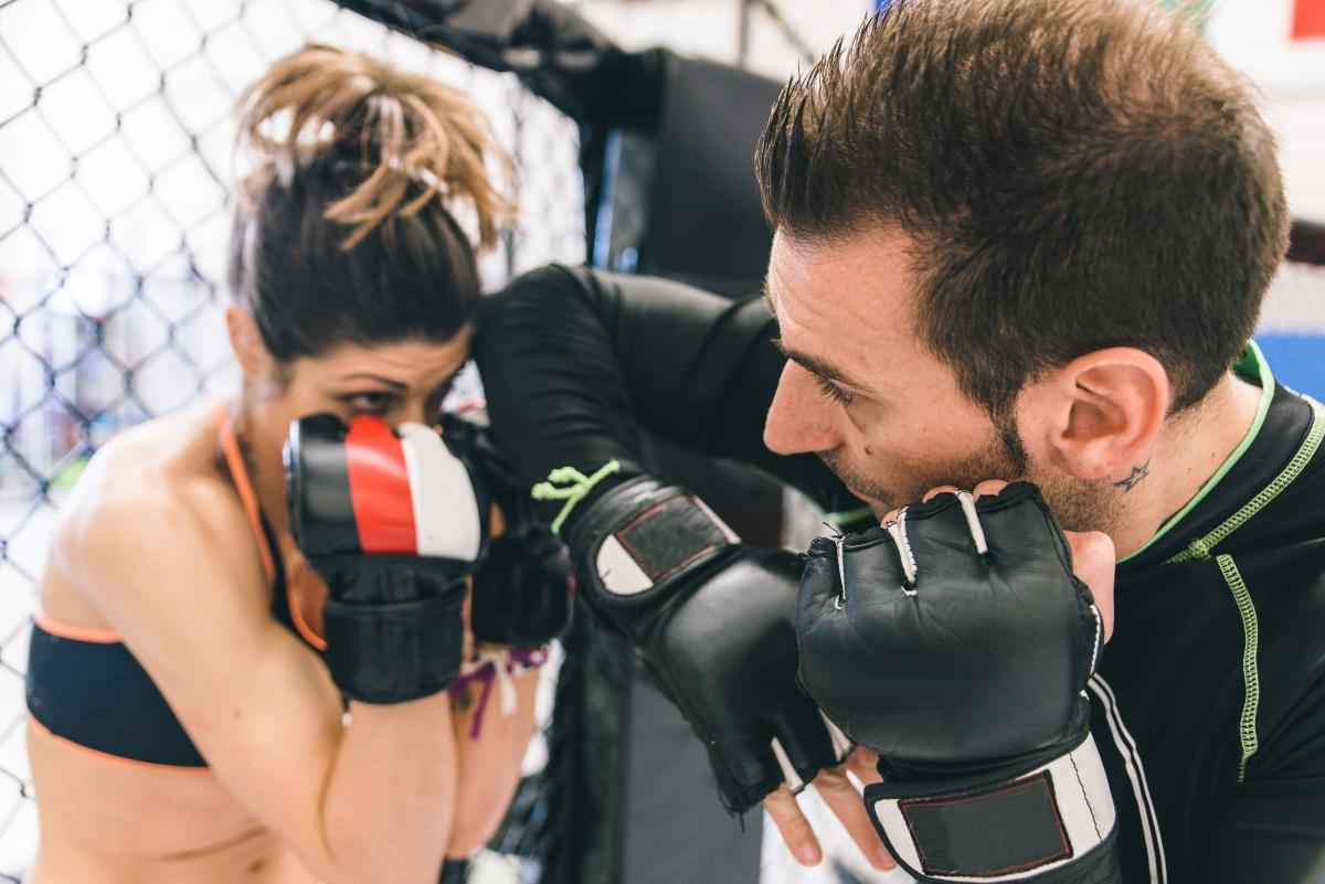 MMA: come si svolge una lezione
