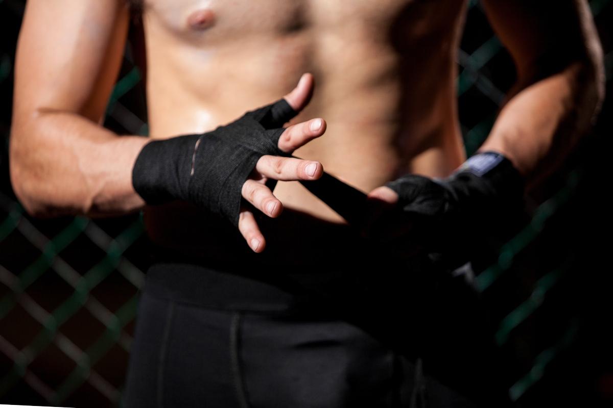 MMA guanti