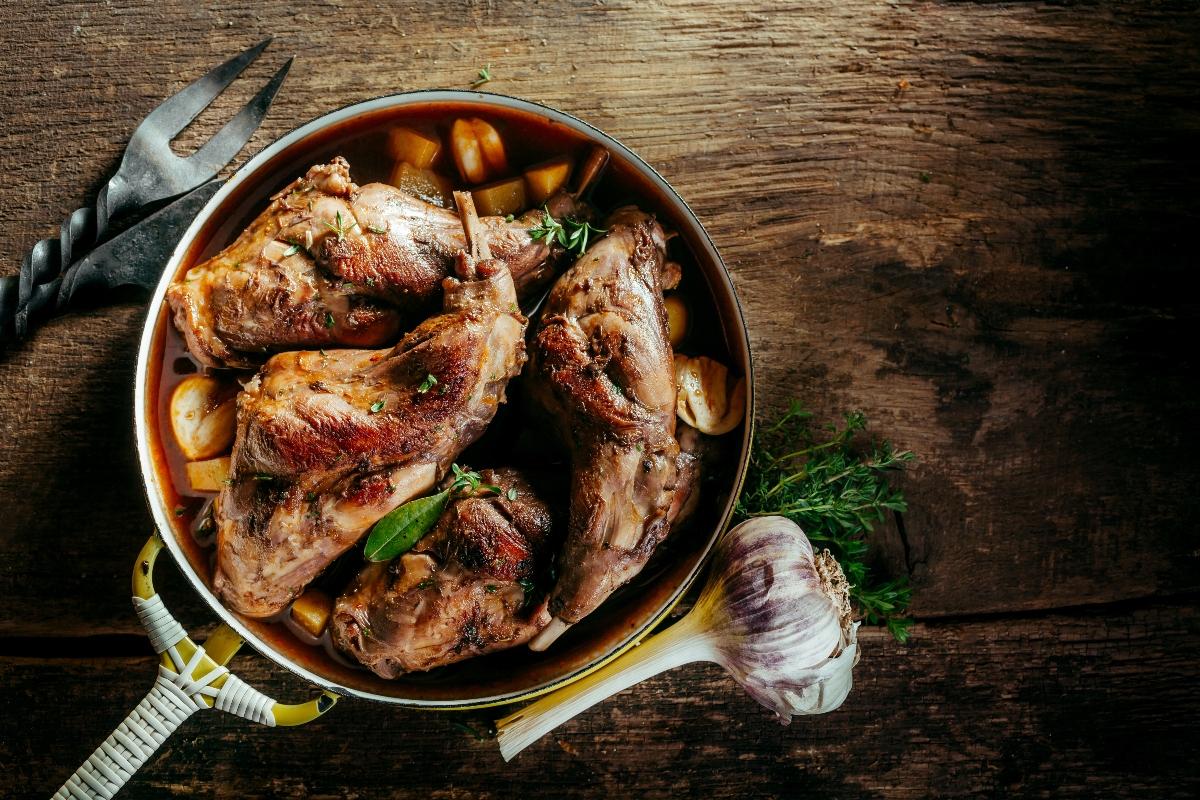 carne di coniglio: valori nutrizionali, benefici, ricette