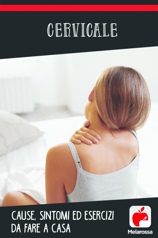 Cervicale, le cause e i sintomi