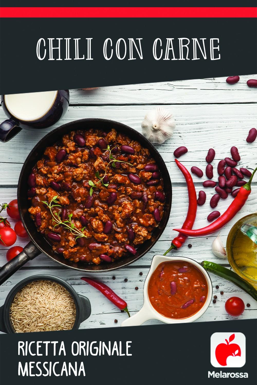 Chili con carne: Pinterest