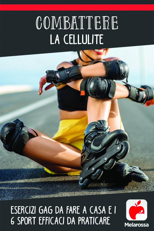 sport e workout per combattere la cellulite