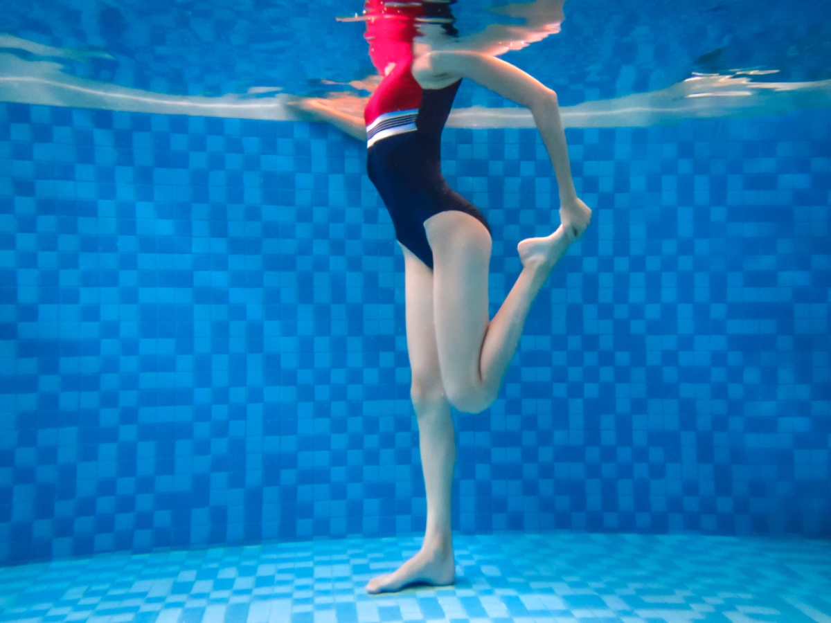 combattere la cellulite con acquagym