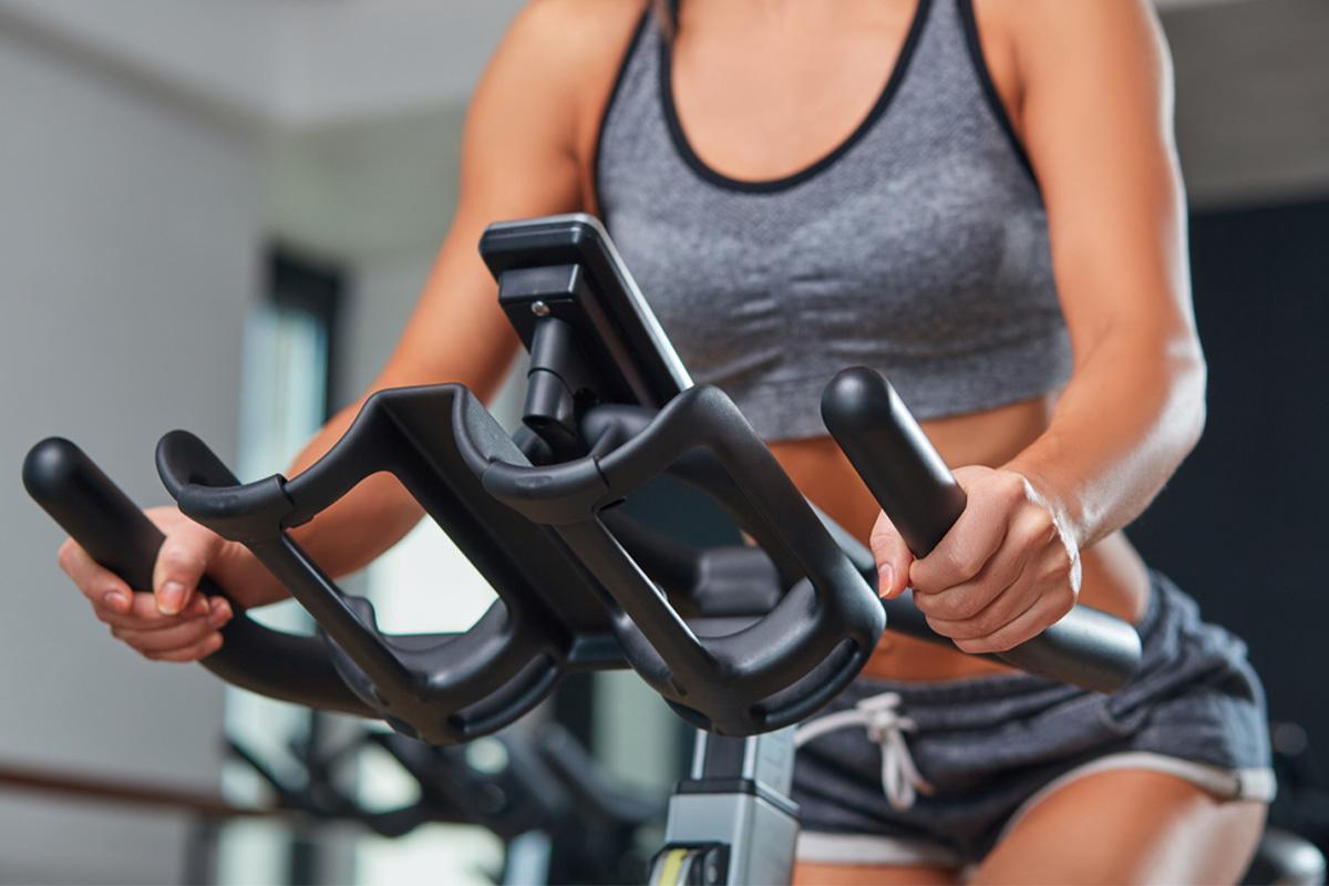 Cyclette: allenamento
