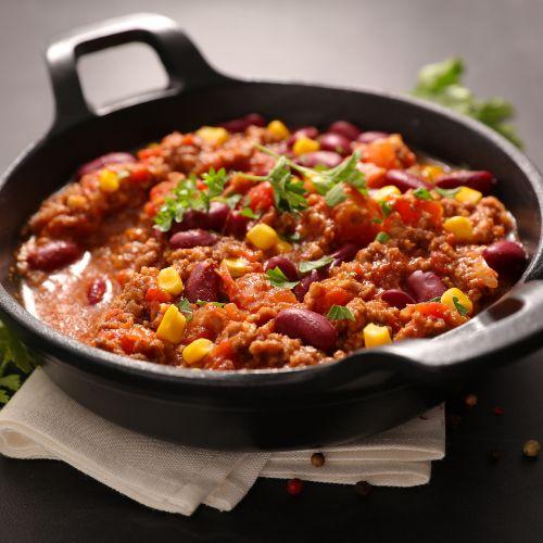Fagioli alla messicana: ricetta