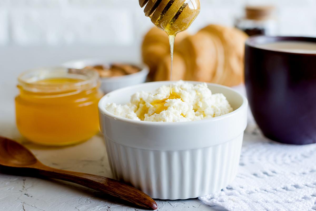 formaggi: ricotta valori nutrizionali