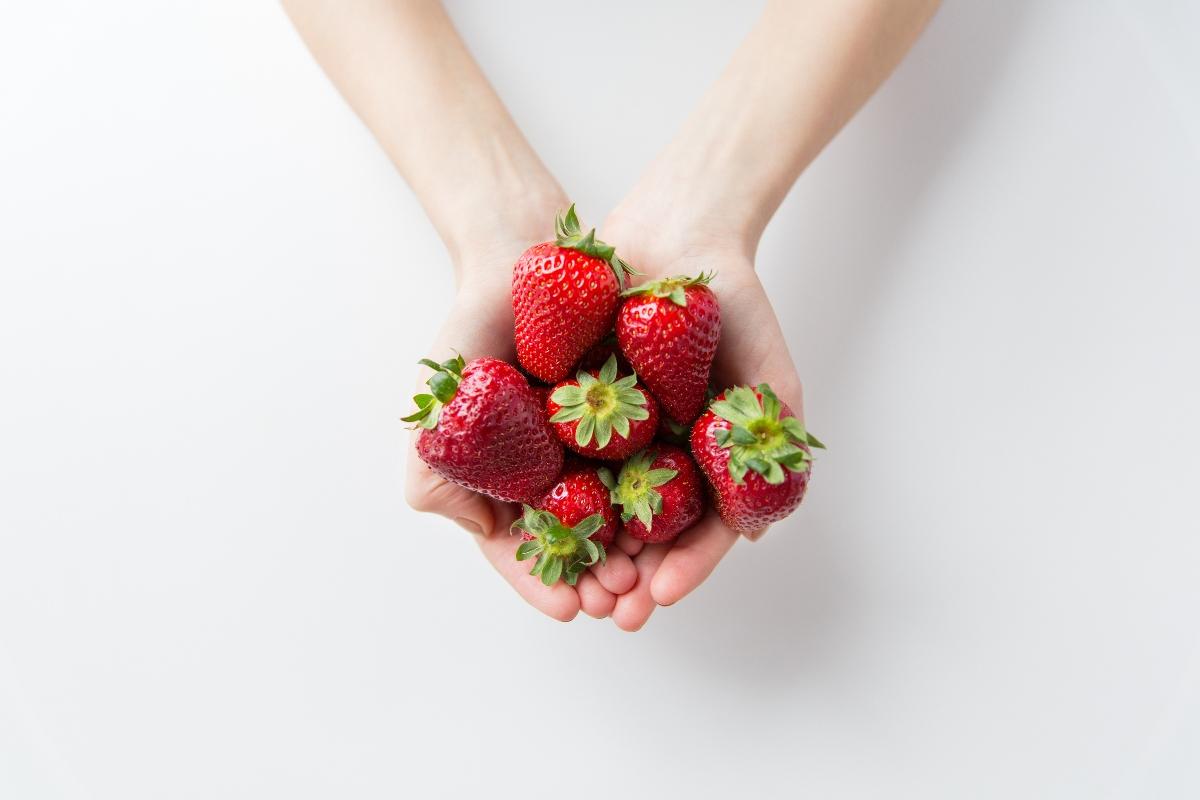 fragole: benefici per la salute