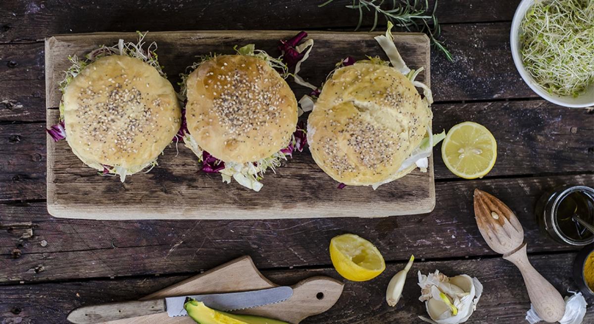ricetta hamburger fatto in casa con pollo e ricotta