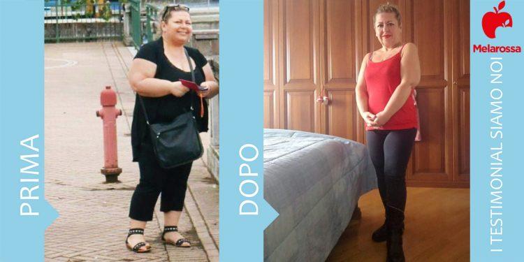 Dieta Melarossa Lucia 18 kg