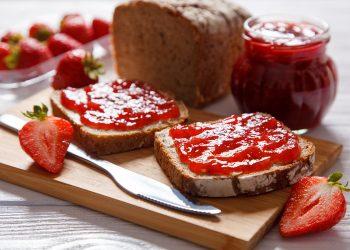 Marmellata di fragole: per una colazione dolce