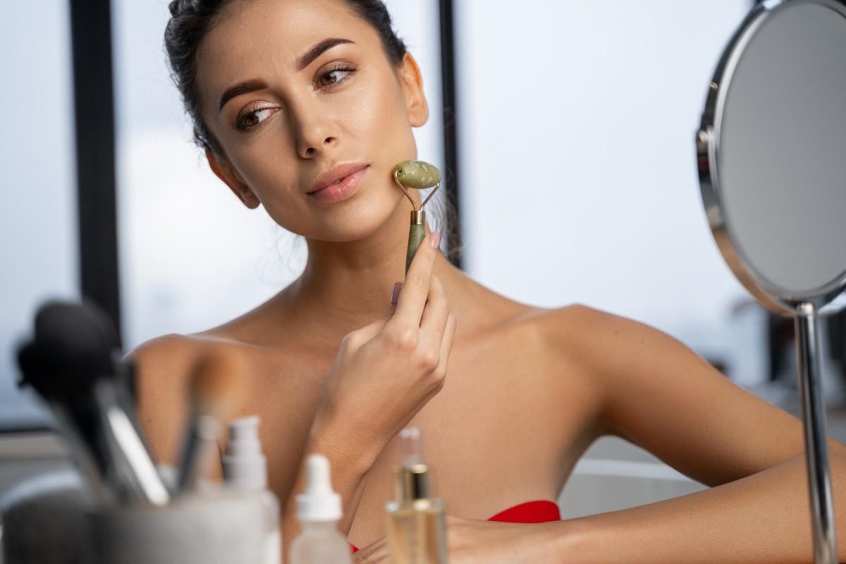 massaggiatore viso benefici