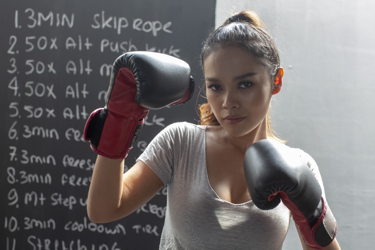 muay thai: allenamento