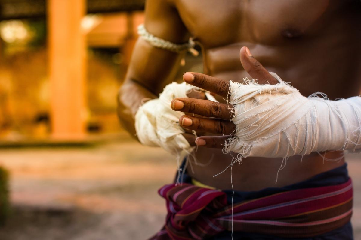 Muay thai. storia e origine