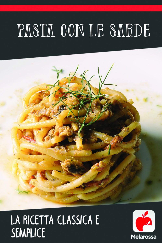 Pasta con le sarde: Pinterest