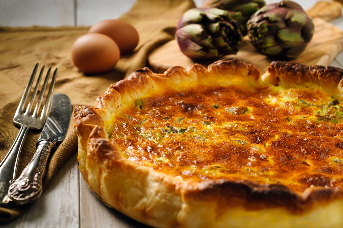 pizza rustica: ricetta