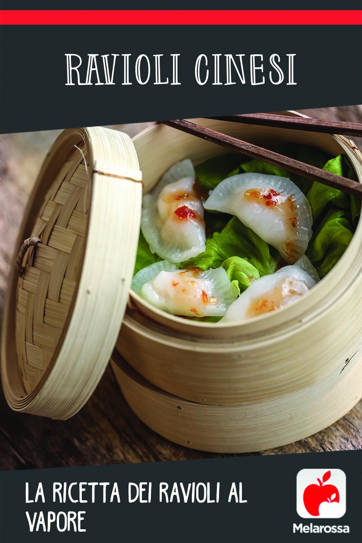 ravioli cinesi al vapore: una ricetta veloce e semplice