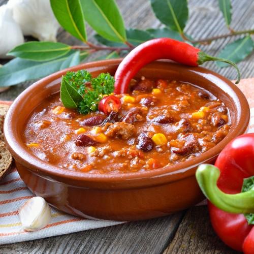 Ricetta chili con carne