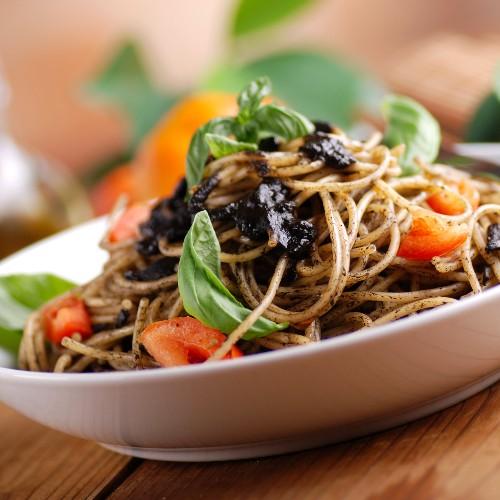 Ricetta spaghetti al nero di seppia