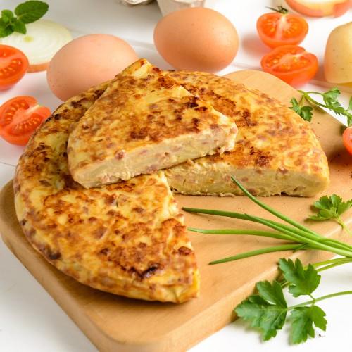 Ricetta tortilla spagnola