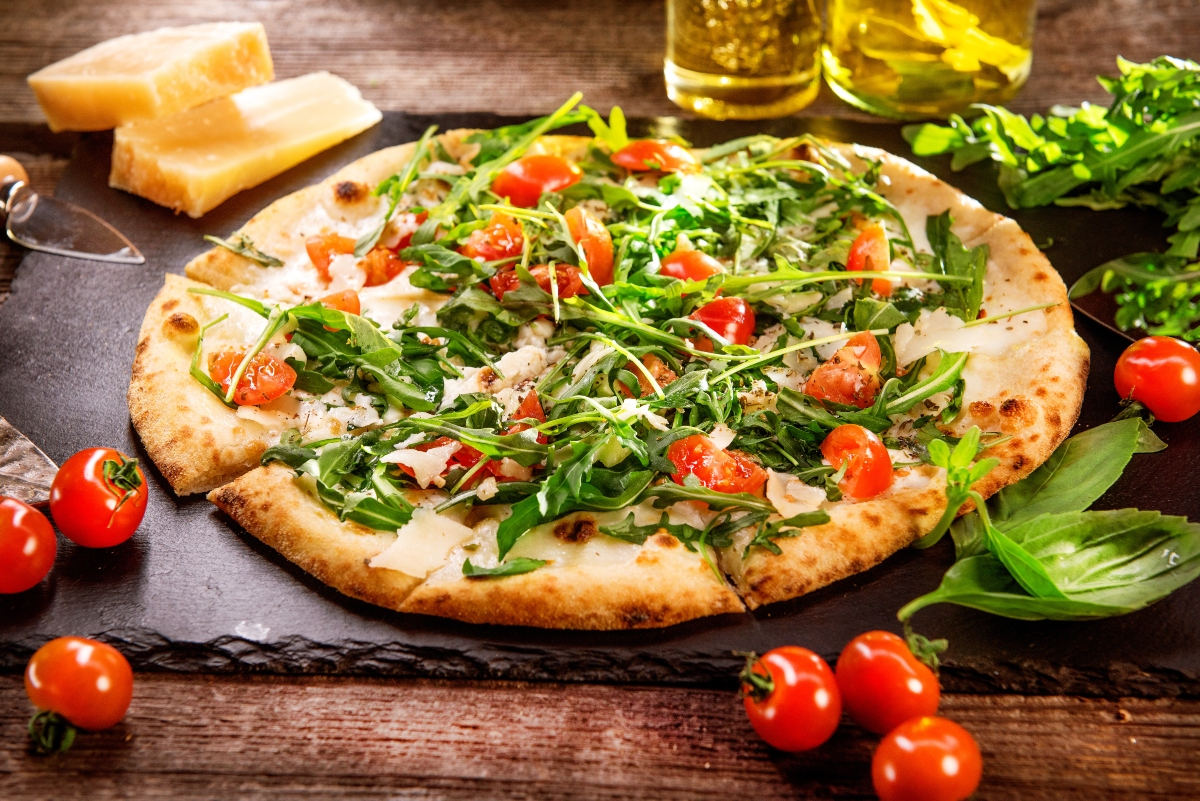 ricette Bimby: pizza bianca