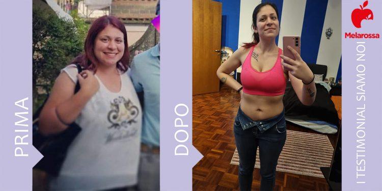 Dieta Melarossa Sonia 30 kg