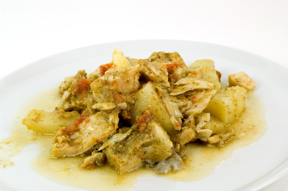 stoccafisso: ricetta all'Anconetana
