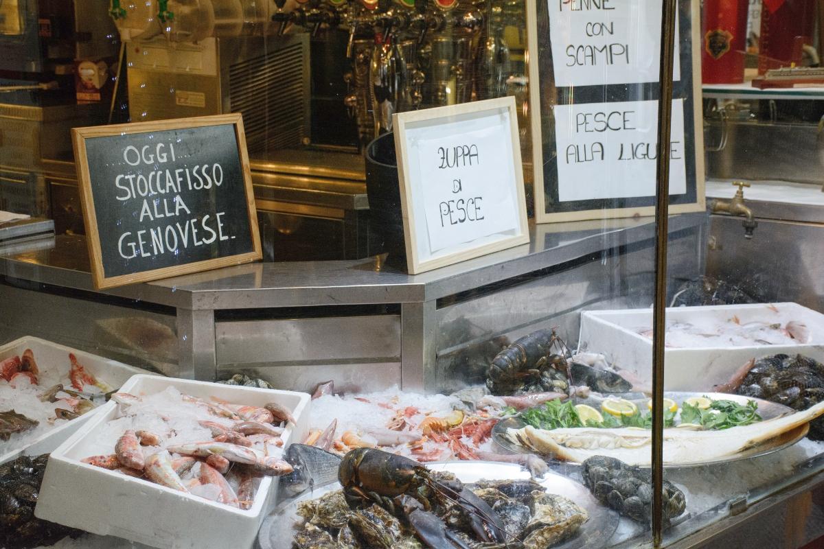 stoccafisso: ricette in Liguria
