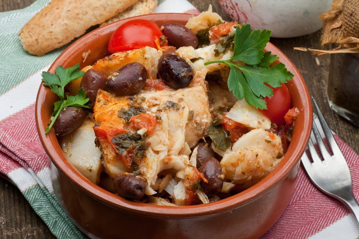 stoccafisso: ricette Campania