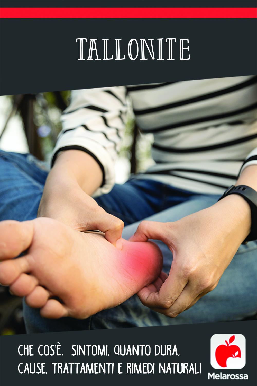 tallonite: cos'è, cause, sintomi e cure