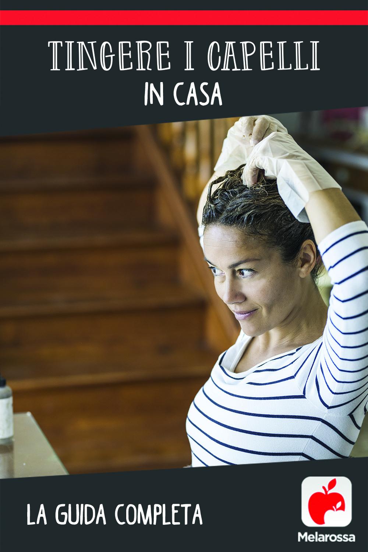 Tingere i capelli in casa: la guida completa