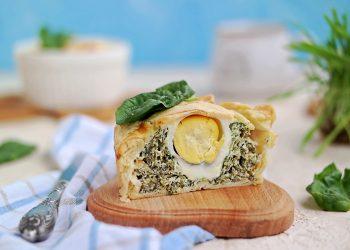 Torta pasqualina: un classico della Pasqua