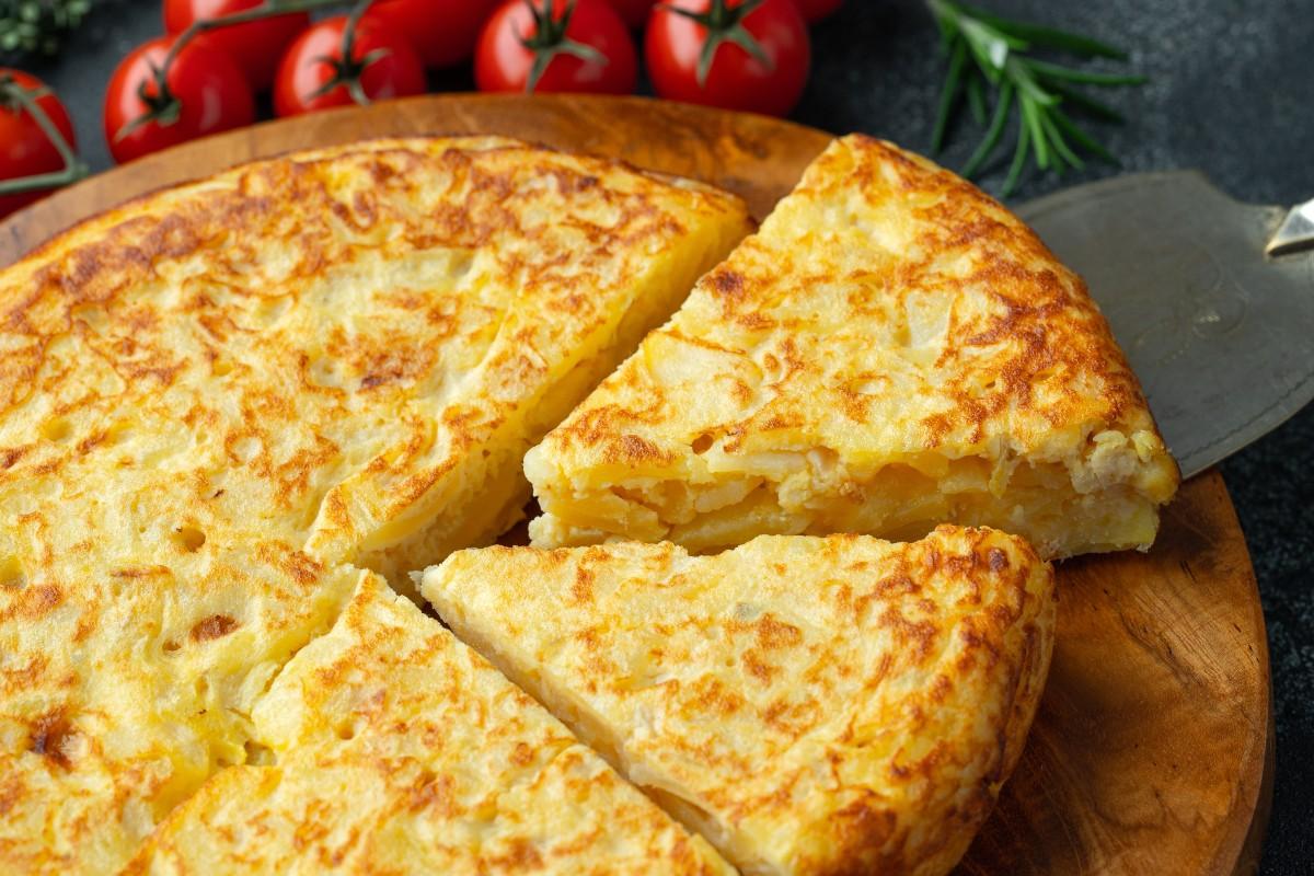 Ricetta Per Tortillas Spagnole.Tortilla Spagnola La Ricetta Da Fare A Casa Melarossa