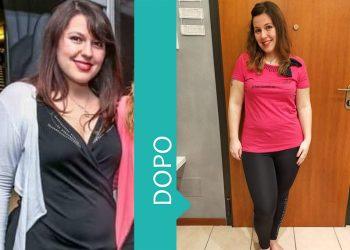 Dieta Melarossa Veronica 17 kg