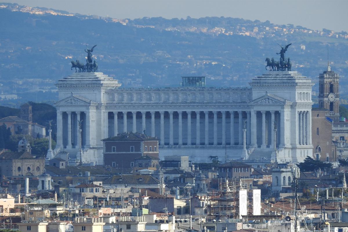 Alla scoperta di Roma: altare della Patria