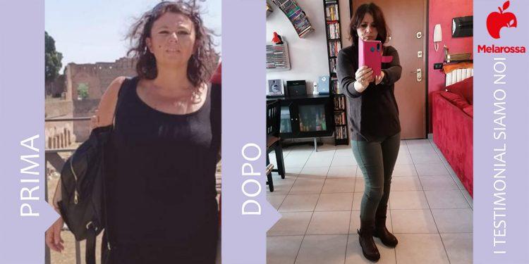 Dieta Melarossa Viviana 18 kg