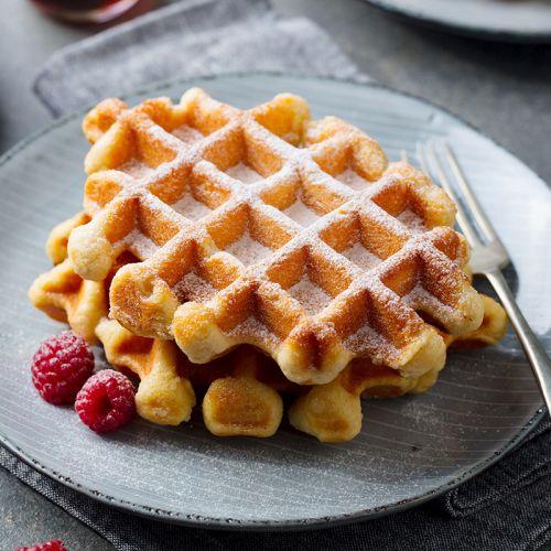 waffle: un dolce delizioso