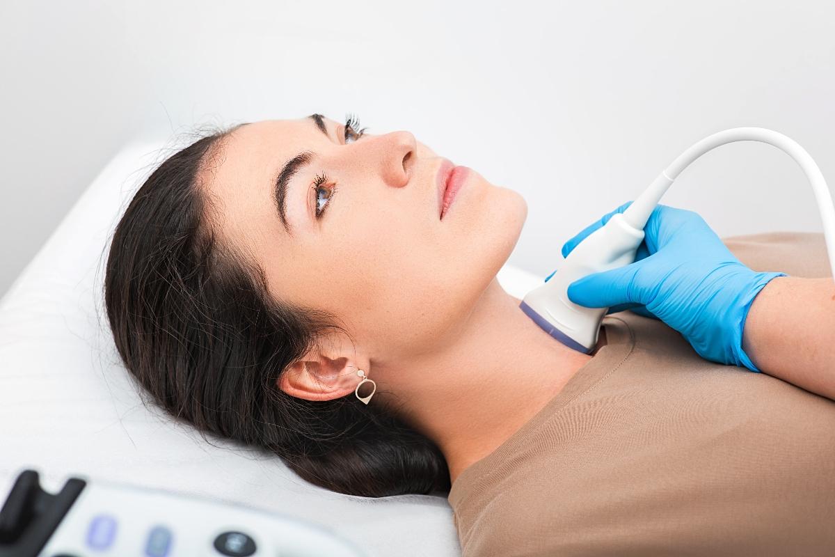 TSH: ormone della tiroide, disturbo donna