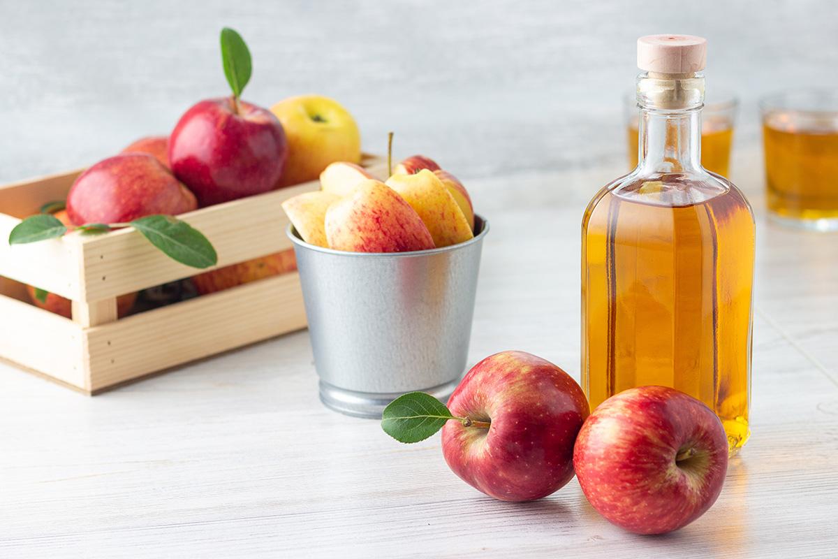 aceto di mele: benefici, proprietà e come farlo in casa