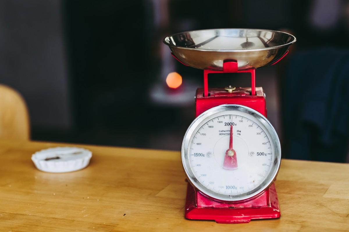 bilancia cucina design