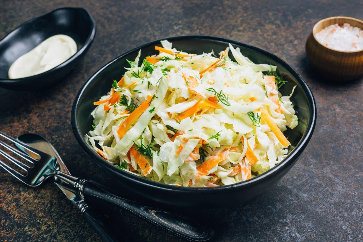 Coleslaw: un'insalata golosa