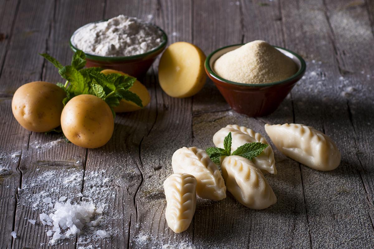 Culurgiones: gli ingredienti