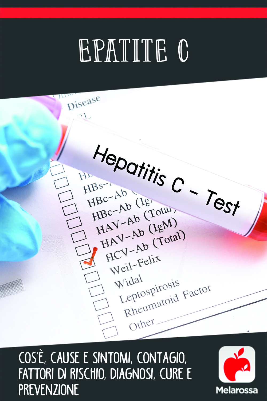 epatite C: cos'è, cause, sintomi e cure
